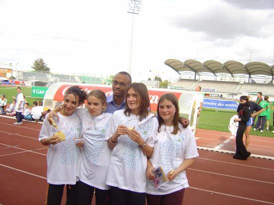 Rencontre avec Lueyi Dovi, Champion de France 2005 et 2007.