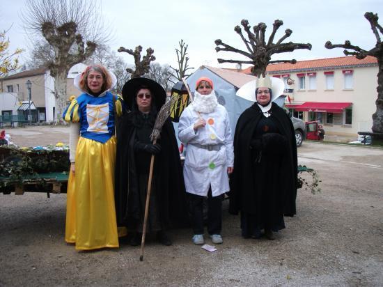 Carnaval 2011 - Blanche Neige & Co