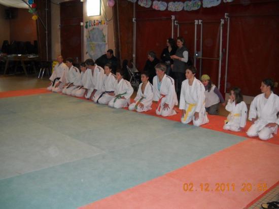 Judo 02  téléthon 2011