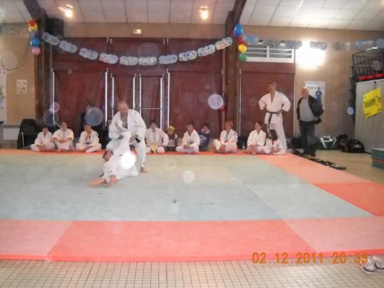 Judo 05  téléthon 2011